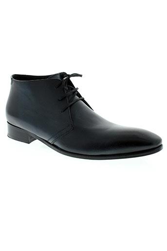 gianni emporio chaussures homme de couleur bleu
