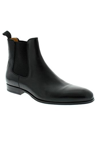 flecs chaussures homme de couleur noir