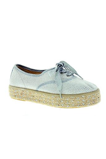 dpc chaussures femme de couleur blanc