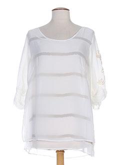 Produit-T-shirts / Tops-Femme-DANIELA DALLAVALLE