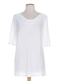 Produit-T-shirts / Tops-Femme-MARIA BELLENTANI