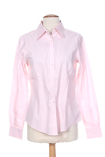 brooks brothers chemises femme de couleur rose