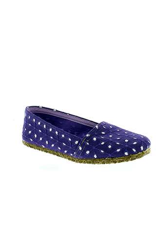 pifer chaussures femme de couleur violet
