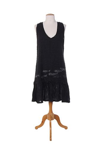 jacques ruc tuniques femme de couleur noir
