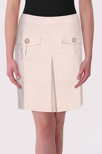 le petit baigneur shorts / bermudas femme de couleur beige