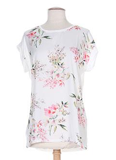 Produit-T-shirts / Tops-Femme-TINTA STYLE