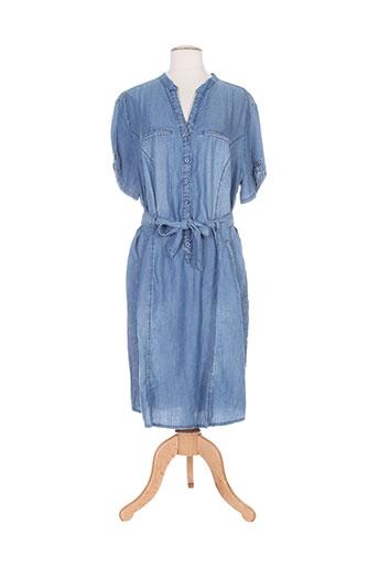 betty barclay robes femme de couleur bleu