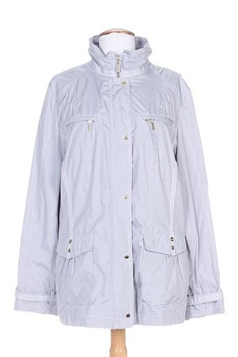 concept k manteaux femme de couleur gris
