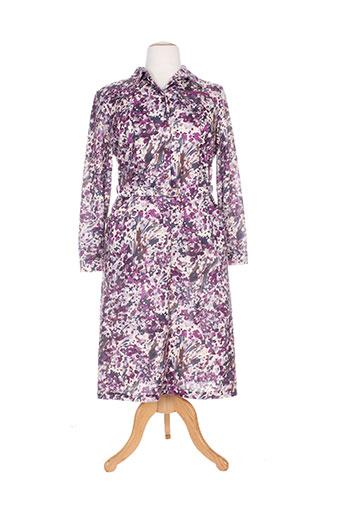 20/20 robes femme de couleur violet