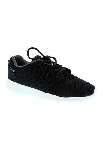 treeker 9 chaussures femme de couleur noir