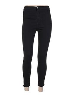 Pantalon casual noir ALCOTT pour femme