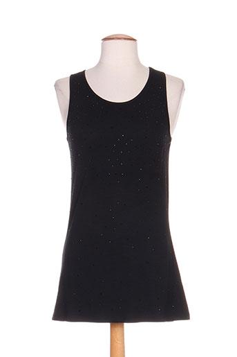 ananke chemises femme de couleur noir