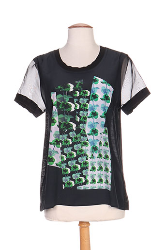 gerard darel t-shirts / tops femme de couleur gris