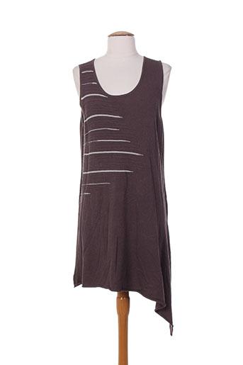 kokomarina pulls femme de couleur gris