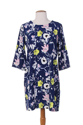 darling robes femme de couleur bleu