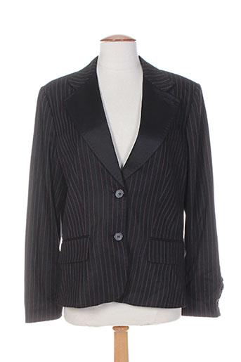 arayal vestes femme de couleur noir