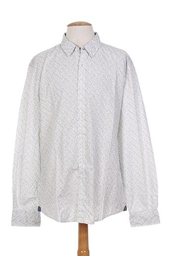 edc by esprit chemises homme de couleur gris