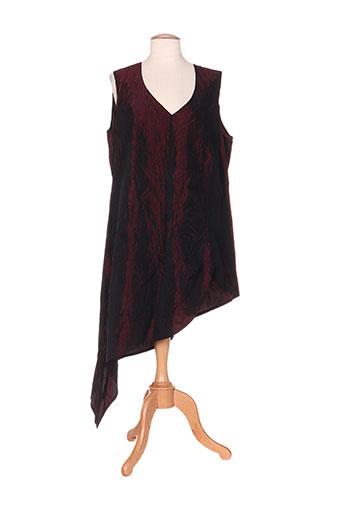 apart tuniques femme de couleur rouge