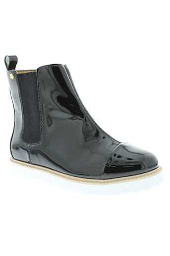 petite jolie by parodi chaussures fille de couleur noir