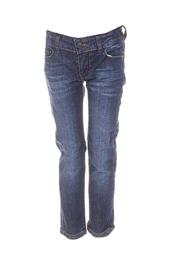 chipie jeans garçon de couleur bleu