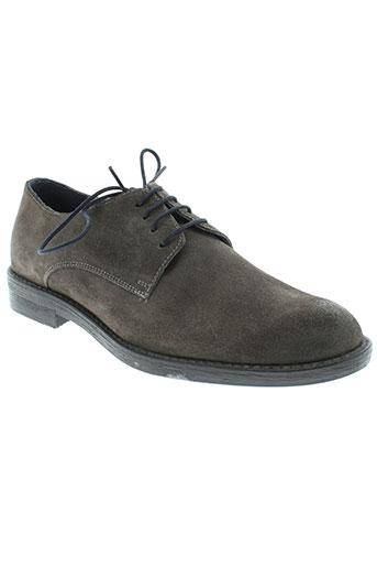 arton shoes chaussures homme de couleur marron