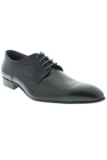 arton shoes chaussures homme de couleur noir