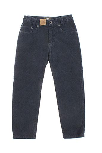 timberland pantalons garçon de couleur bleu