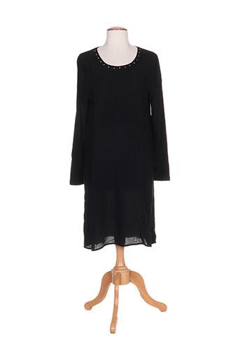 miss baron robes femme de couleur noir