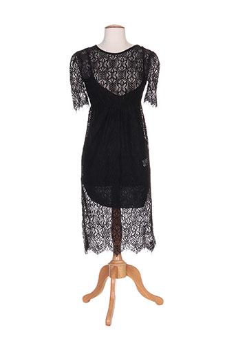 clp robes femme de couleur noir