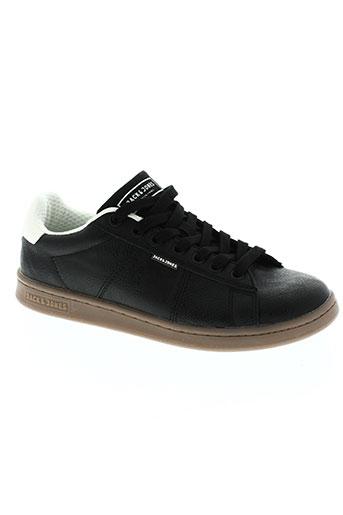 jack EFFI_CHAR_1 jones chaussures homme de couleur noir