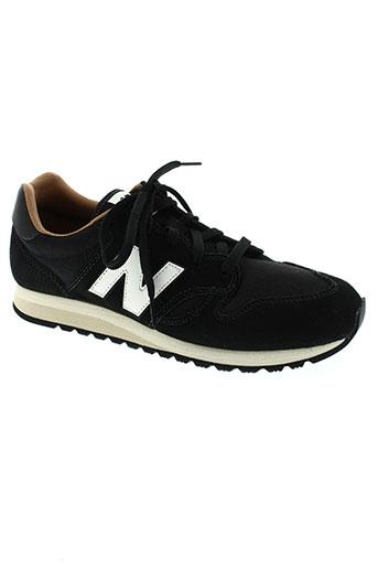 new balance chaussures femme de couleur noir