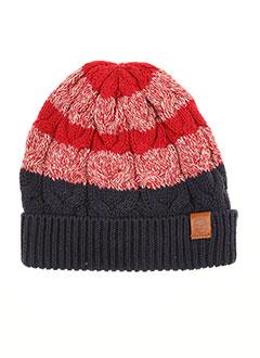Bonnet rouge TIMBERLAND pour garçon