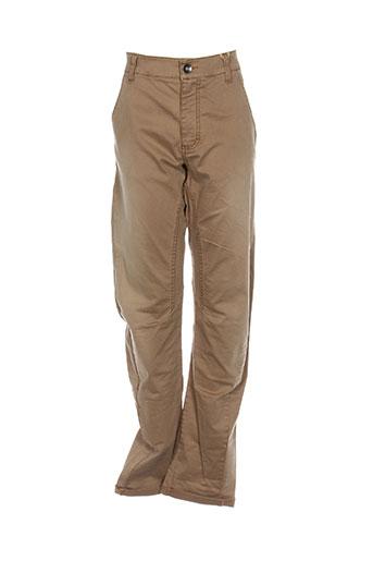 timberland pantalons garçon de couleur beige