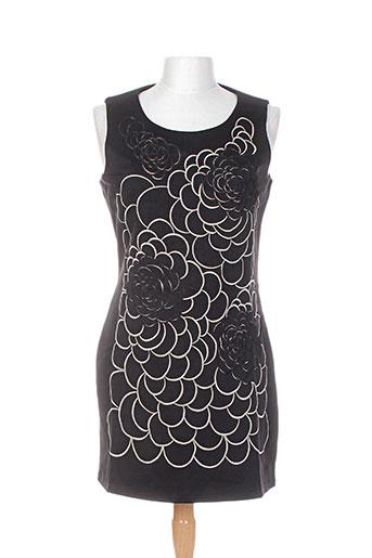 molly bracken robes femme de couleur noir