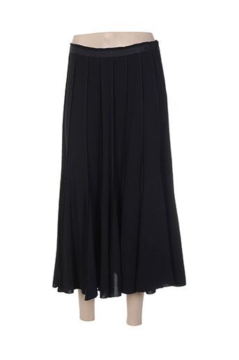 mitsouki jupes femme de couleur noir
