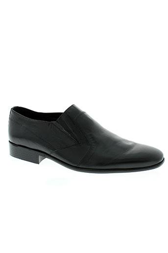 edito chaussures homme de couleur noir