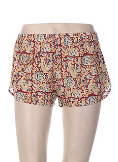 Produit-Shorts / Bermudas-Femme-SOEUR