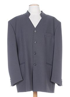 Veste chic / Blazer gris ALEXANDRE DONY pour homme