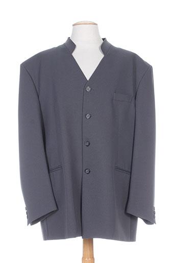 alexandre dony vestes homme de couleur gris