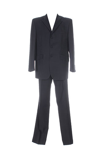 Veste/pantalon noir FRANCK ELISEE pour homme