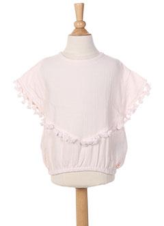 Vêtements fille de marque CARREMENT BEAU de couleur rose en soldes ... 89bfbee9e08b