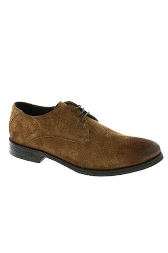 frank wright chaussures homme de couleur marron