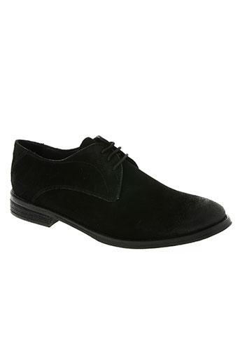 frank wright chaussures homme de couleur noir