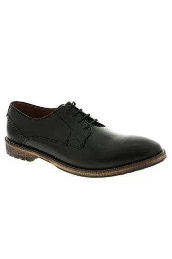 frank walder chaussures homme de couleur noir