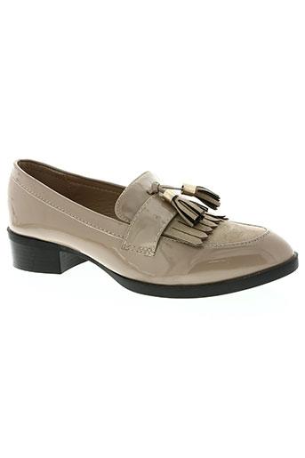 tom EFFI_CHAR_1 eva chaussures femme de couleur beige