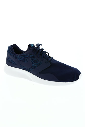 nike chaussures homme de couleur bleu