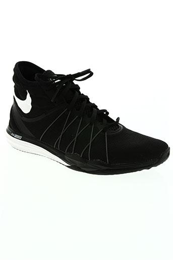 nike chaussures femme de couleur noir