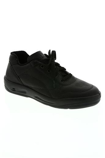 tbs chaussures homme de couleur noir