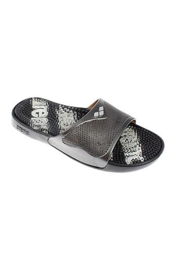 arena chaussures homme de couleur noir