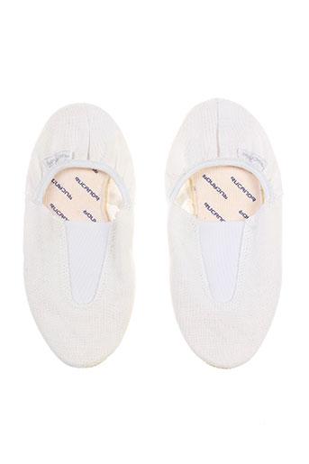 rucanor chaussures femme de couleur blanc